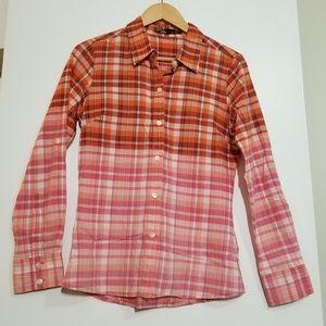 prAna flannel shirt